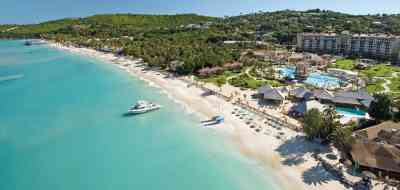 Beach holidays to Antigua