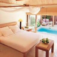 Pool villa holidays to Thailand