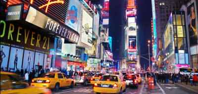 Flydrive holidays, tours and multicentre itineraries to the East Coast of the USA including New York and Florida