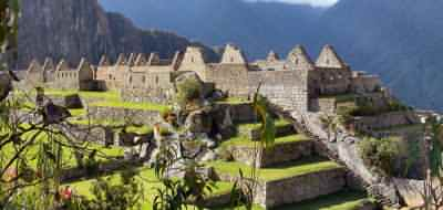 Escorted tours of Central and South America