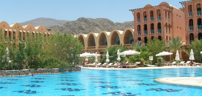 Hyatt Regency Taba Heights, Egypt
